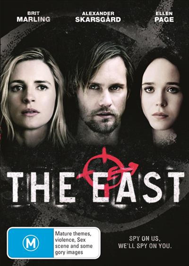 East, The | DVD