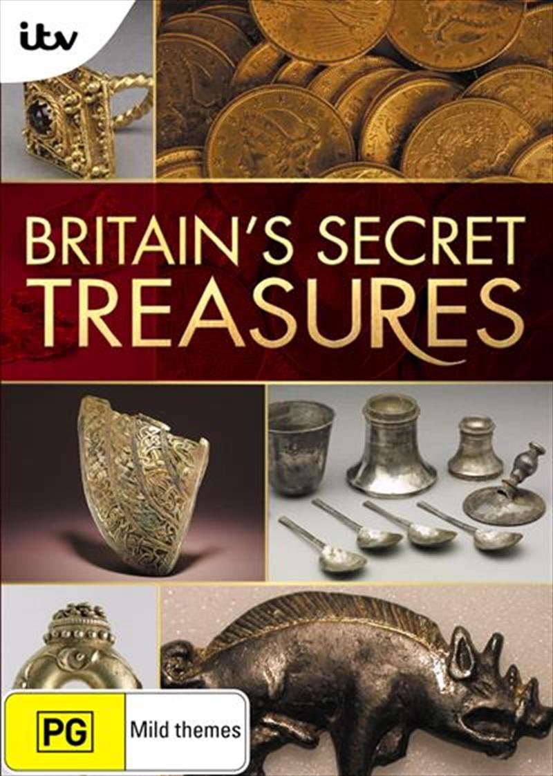 Britain's Secret Treasures | DVD