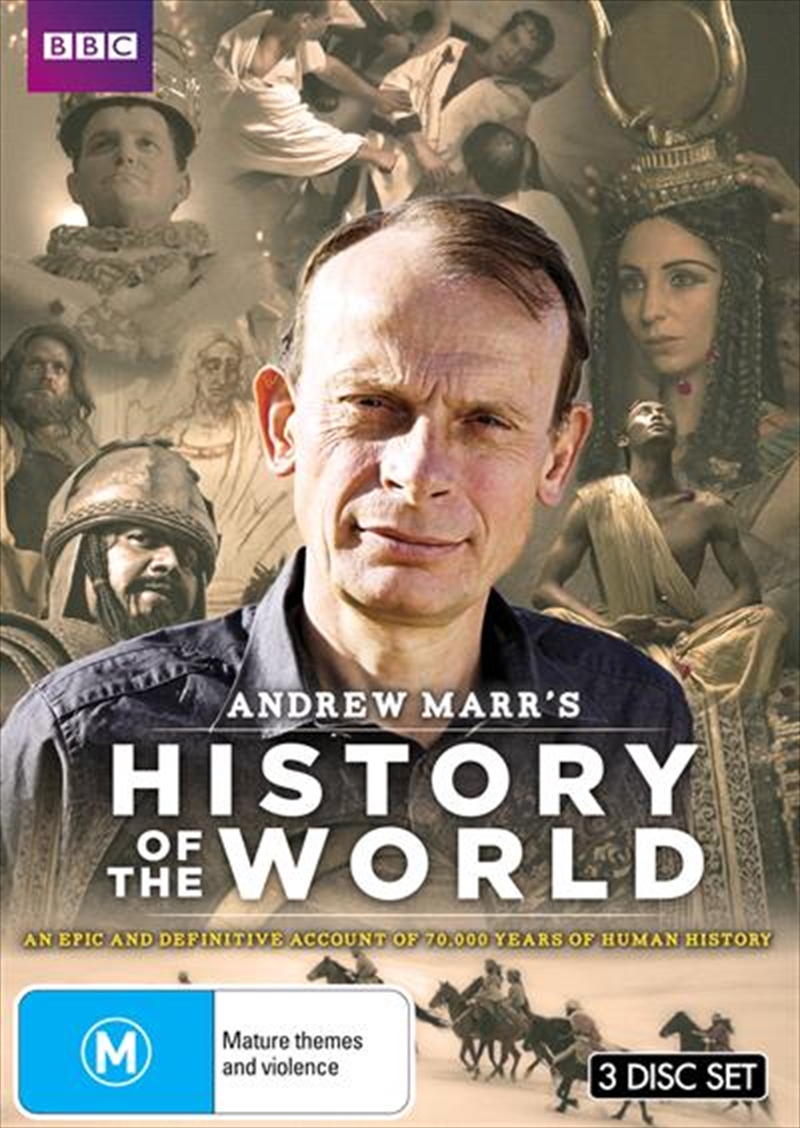 Andrew Marr's History Of The World | DVD