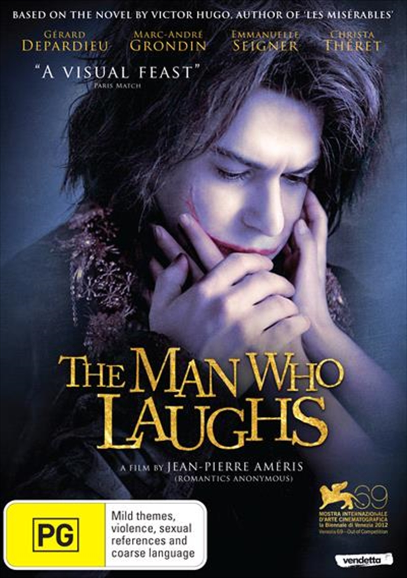 Man Who Laughs, The | DVD