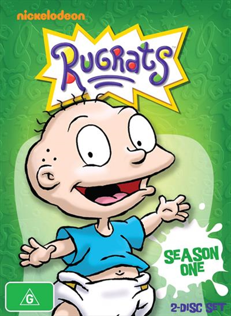 Buy Rugrats Season 1 On Dvd Sanity