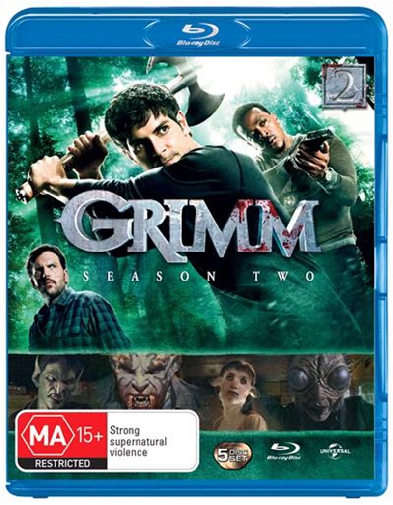 Grimm - Season 2 | Blu-ray
