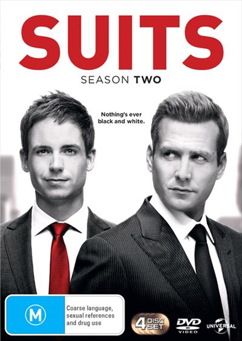 Suits - Season 2 | DVD