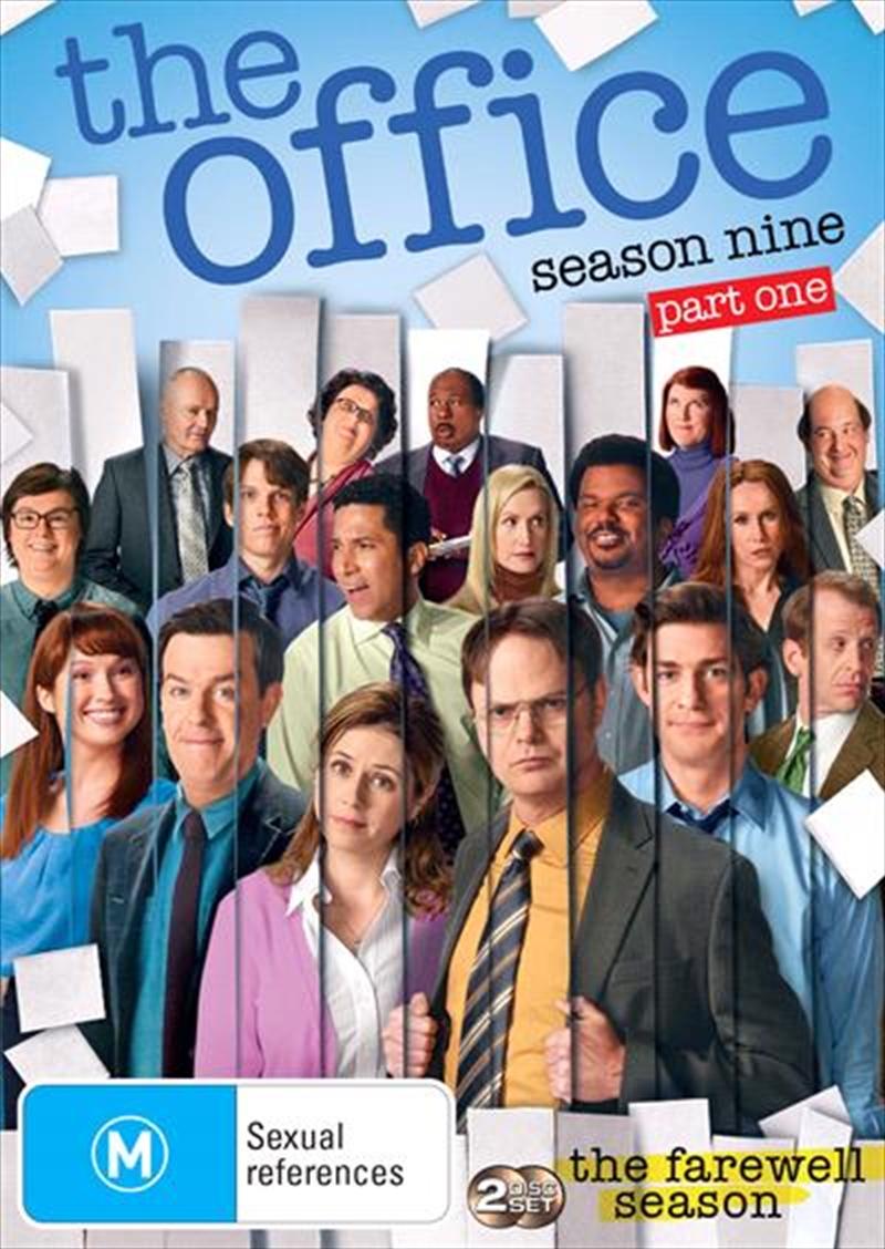 Office - Season 9 - Part 1, The | DVD