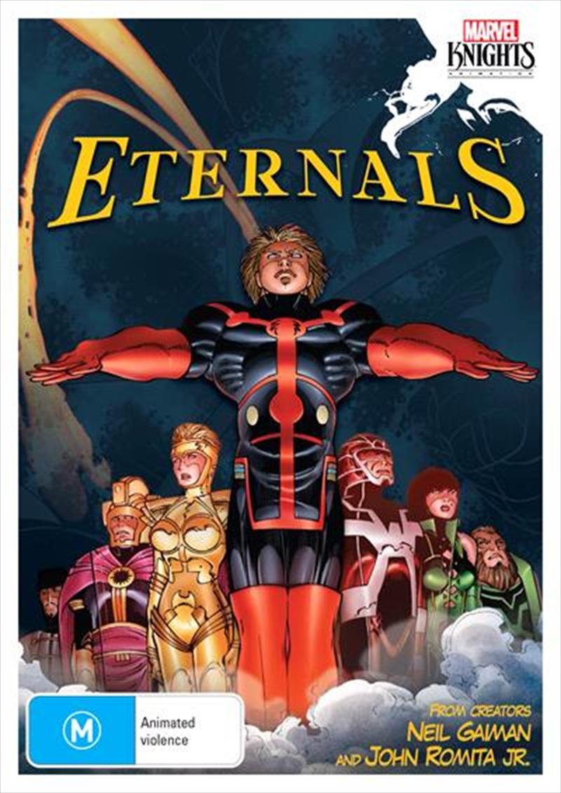 Marvel Knights - Eternals | DVD
