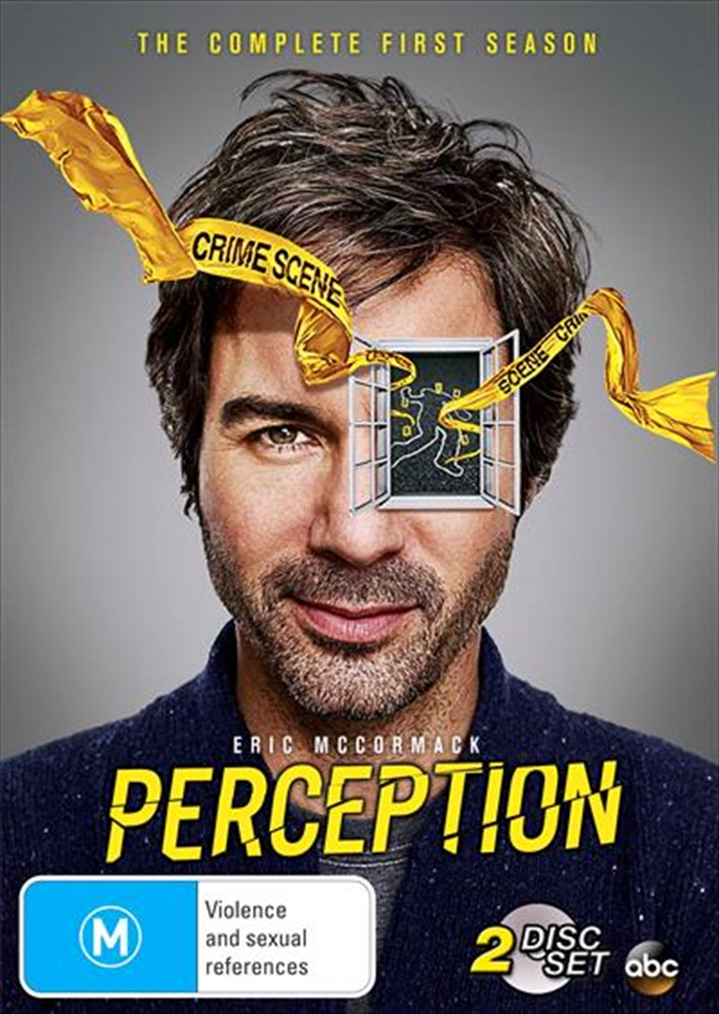 Perception - Season 1 | DVD