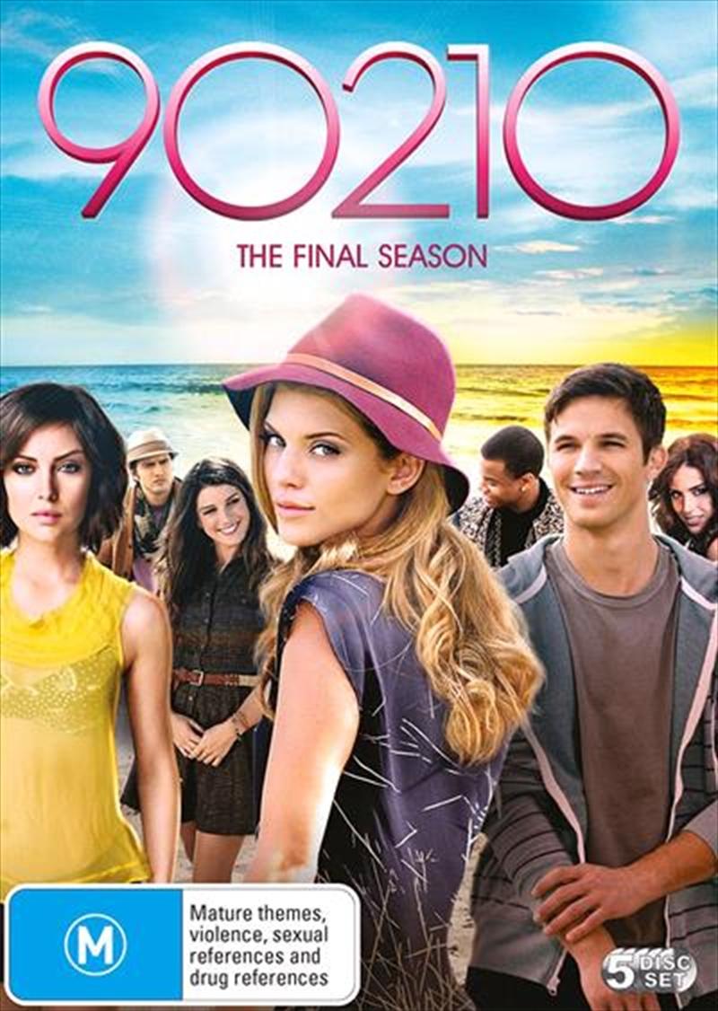 90210 - Season 5 | The Final Season | DVD