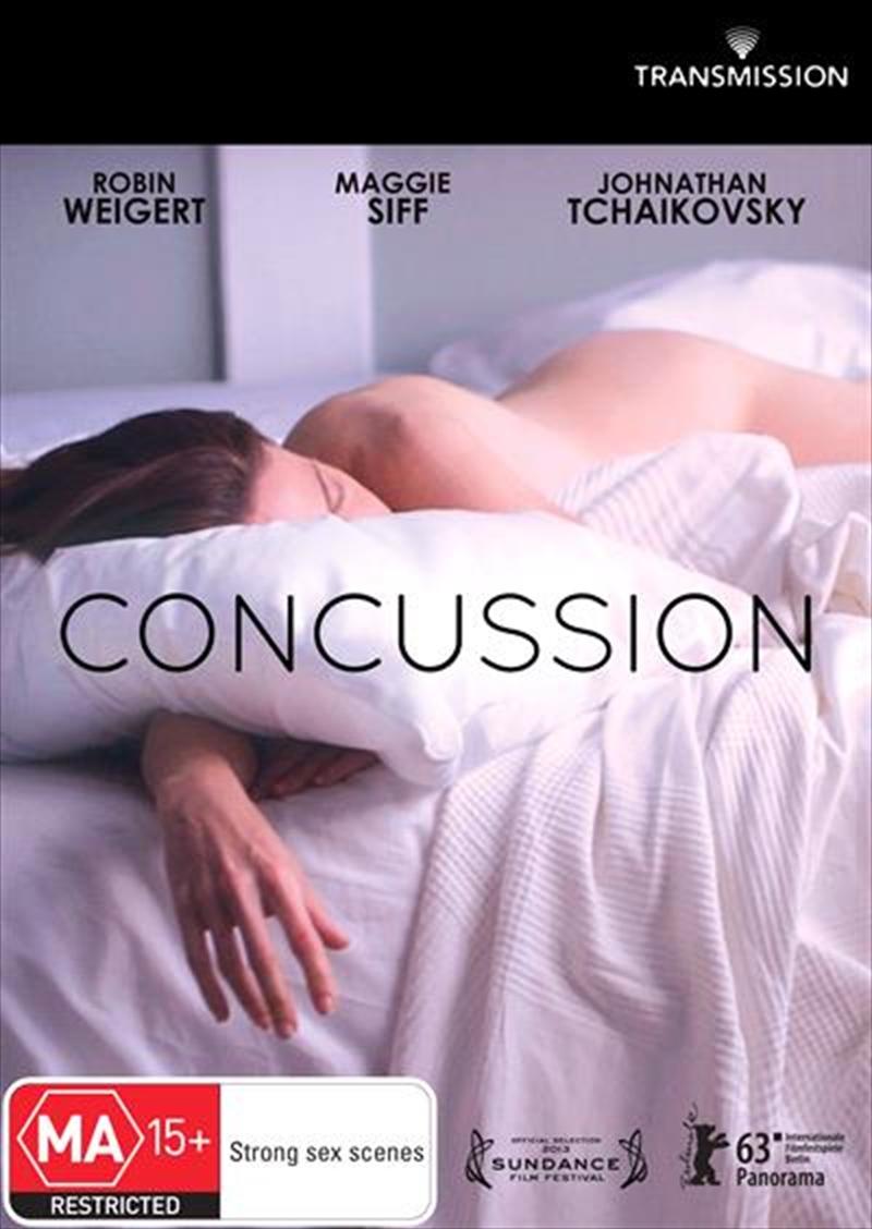 Concussion | DVD