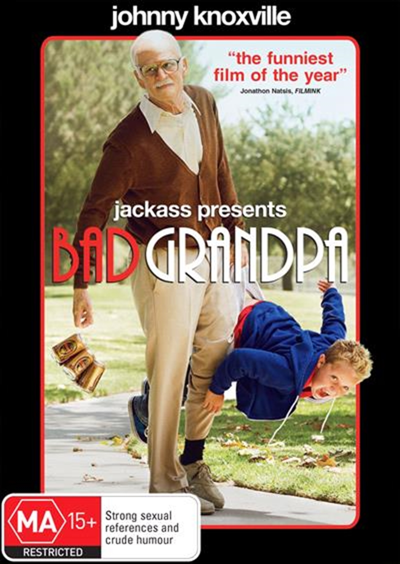 Jackass Presents - Bad Grandpa | DVD