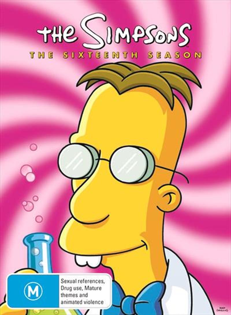 Simpsons - Season 16 | Alternate, The | DVD