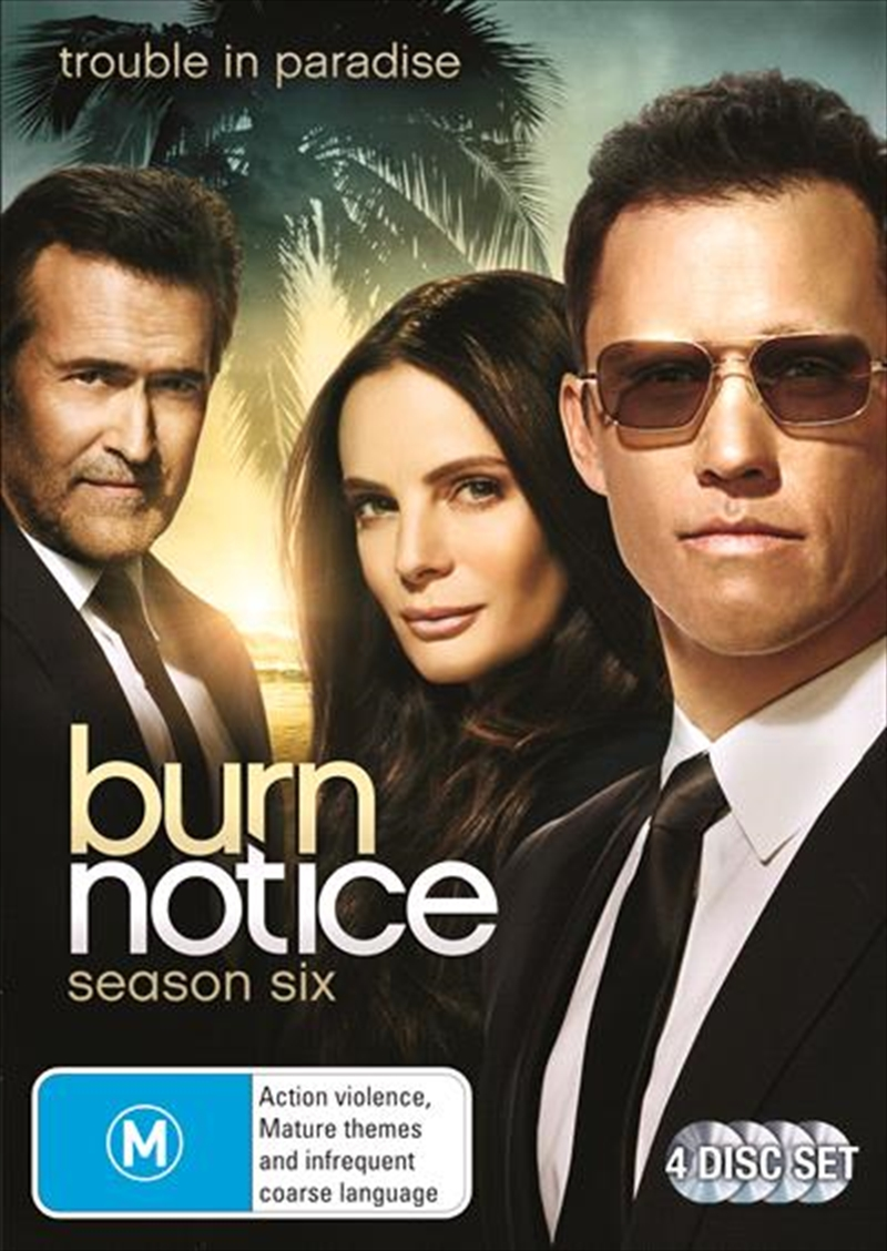 Burn Notice - Season 6 | DVD