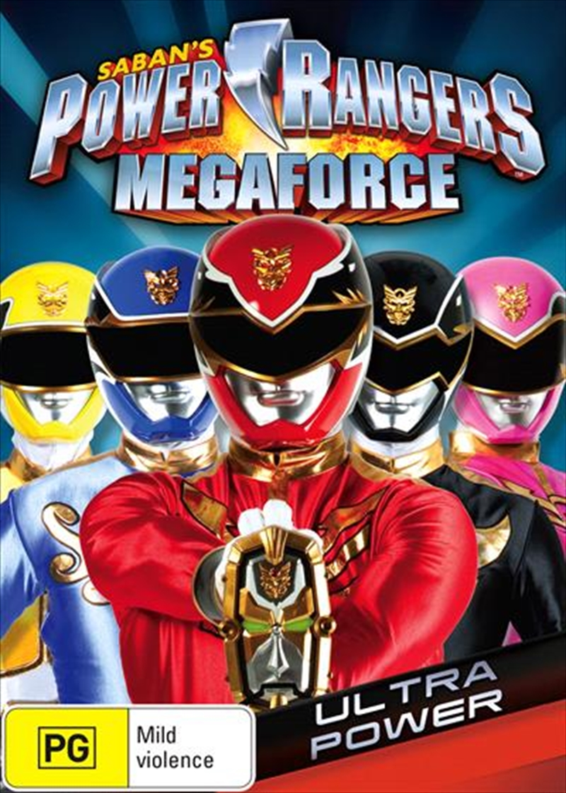 Power Rangers - Megaforce - Vol 2 | DVD