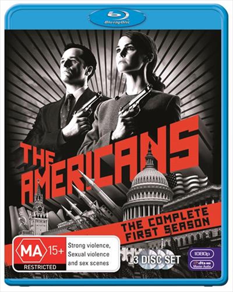Americans - Season 1, The | Blu-ray