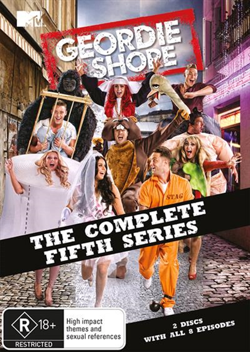 Geordie Shore - Season 5 | DVD