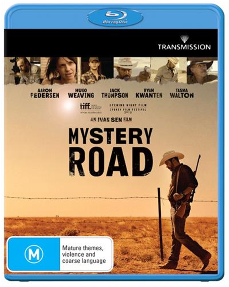 Mystery Road | Blu-ray