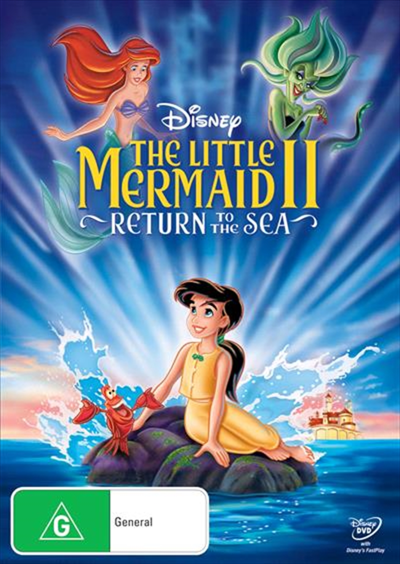 Little Mermaid II - Return To The Sea, The | DVD