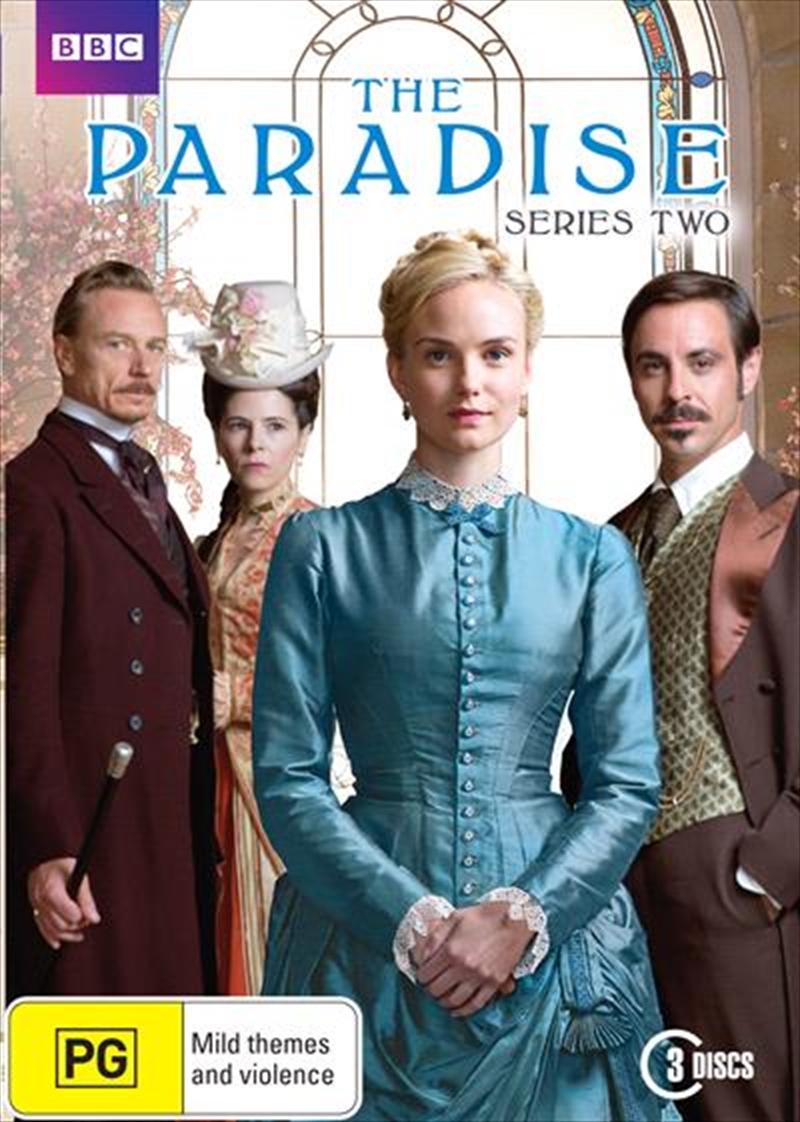 Paradise - Season 2, The | DVD