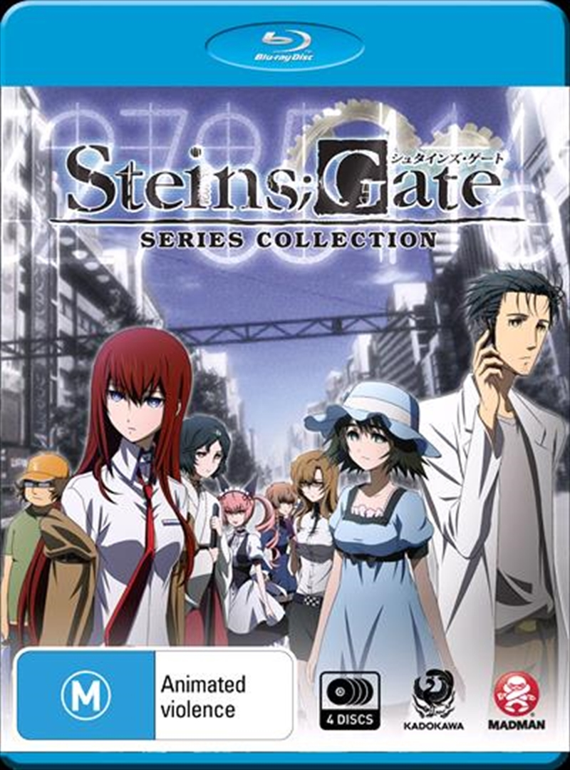 Steins;Gate - Collection 1-2 Boxset | Blu-ray