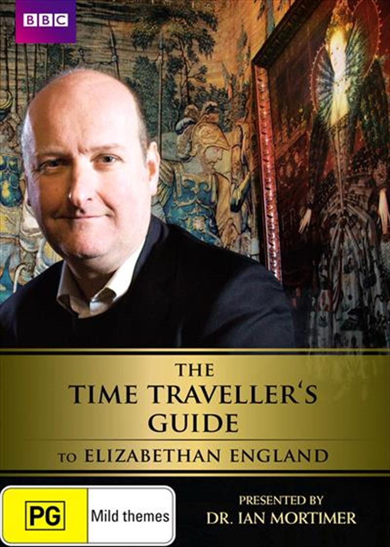 Time Traveller's Guide To Elizabethan England, The | DVD