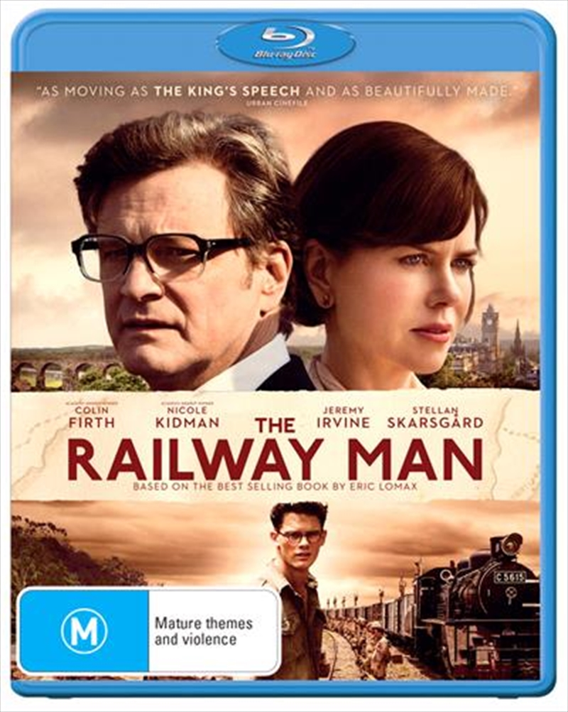 Railway Man, The | Blu-ray