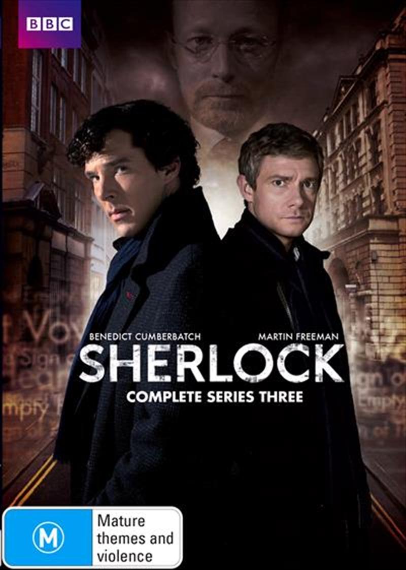 Sherlock - Series 3 | DVD