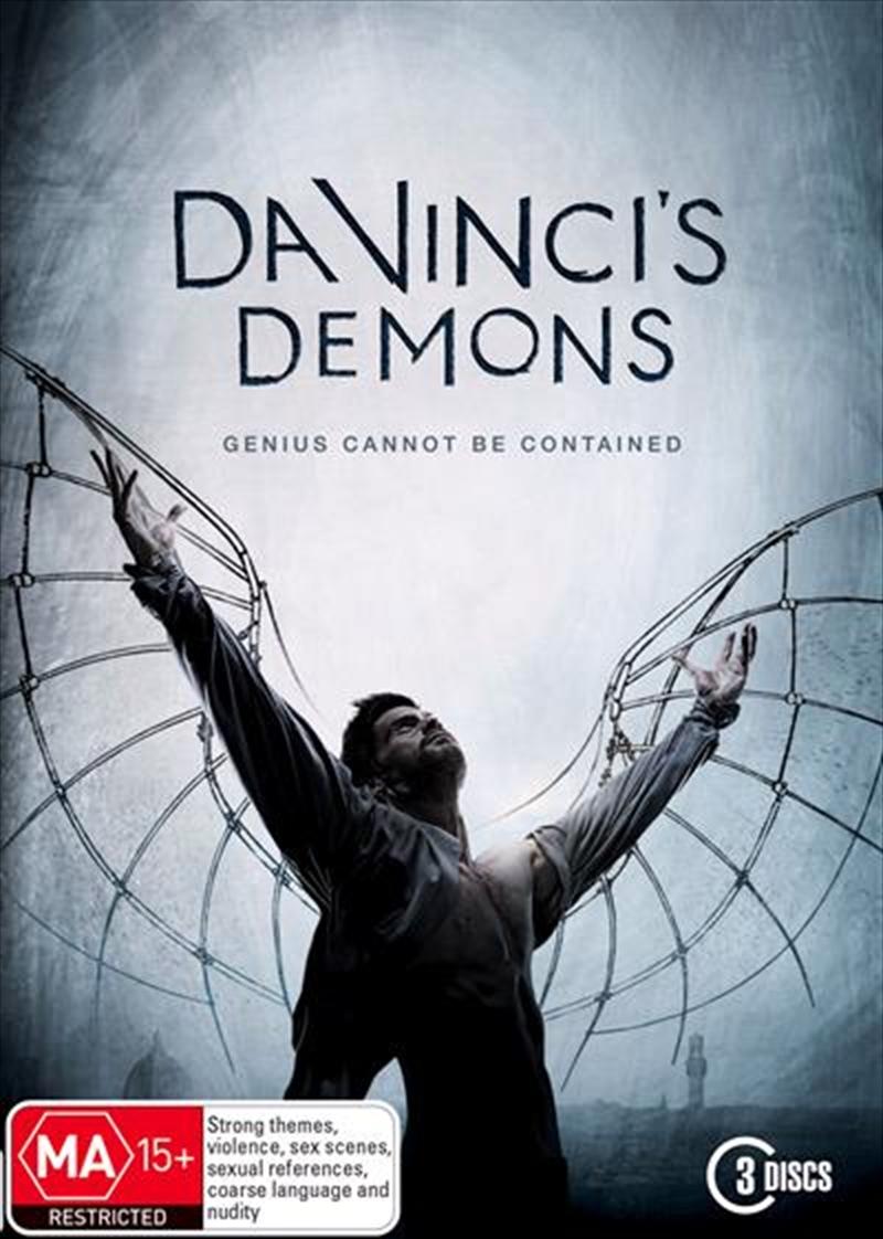 Da Vinci's Demons | DVD