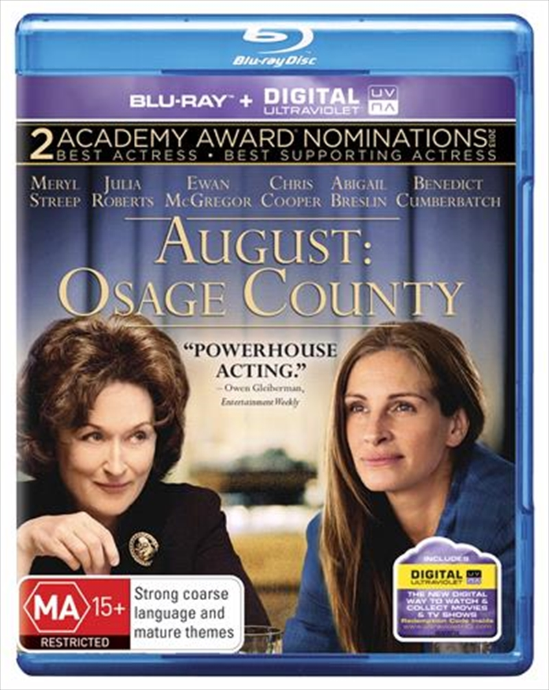 August - Osage County | Blu-ray