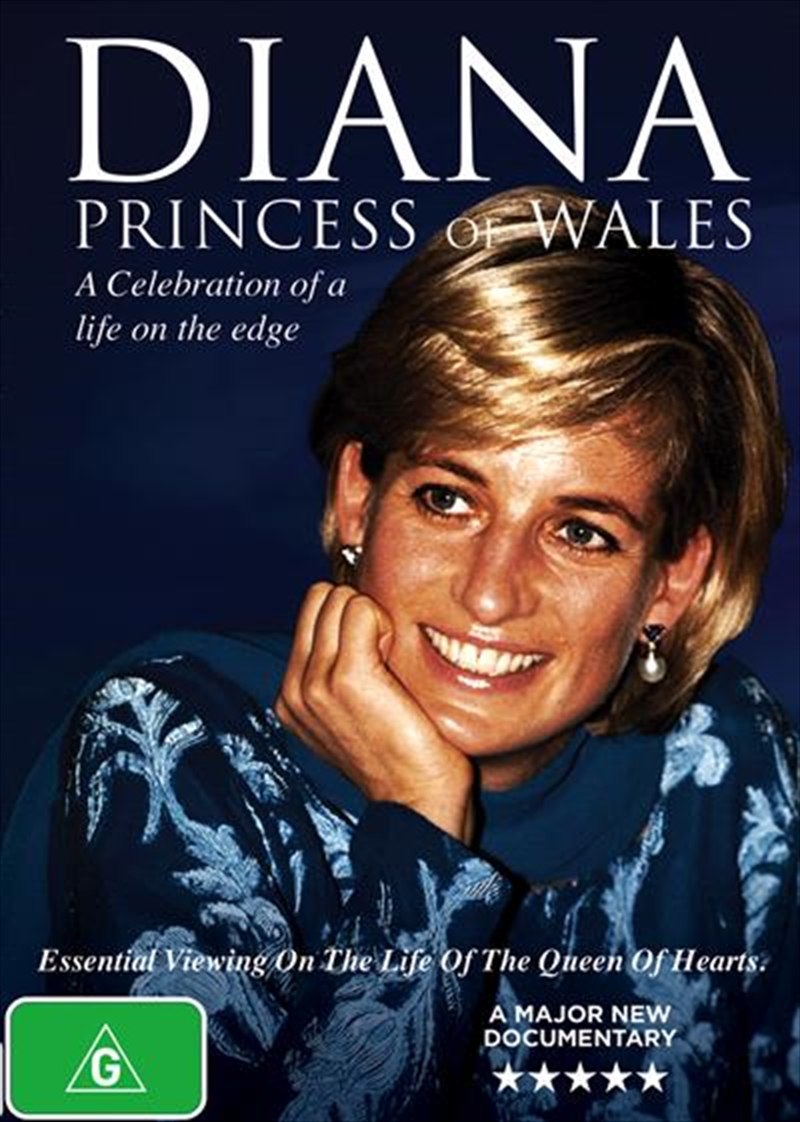 Diana, Princess Of Wales - A Life On The Edge | DVD