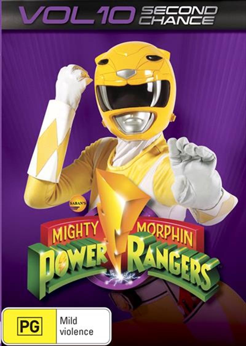 Mighty Morphin Power Rangers - Vol 10 | DVD