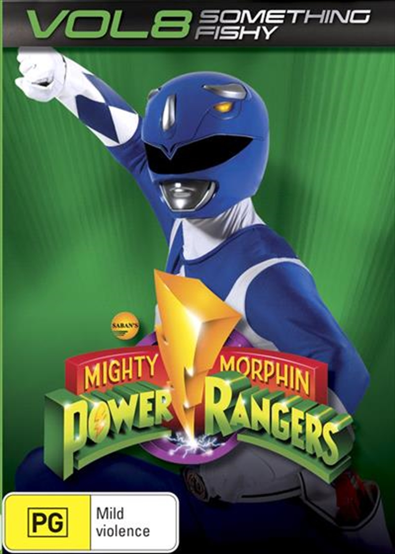 Mighty Morphin Power Rangers - Vol 8 | DVD