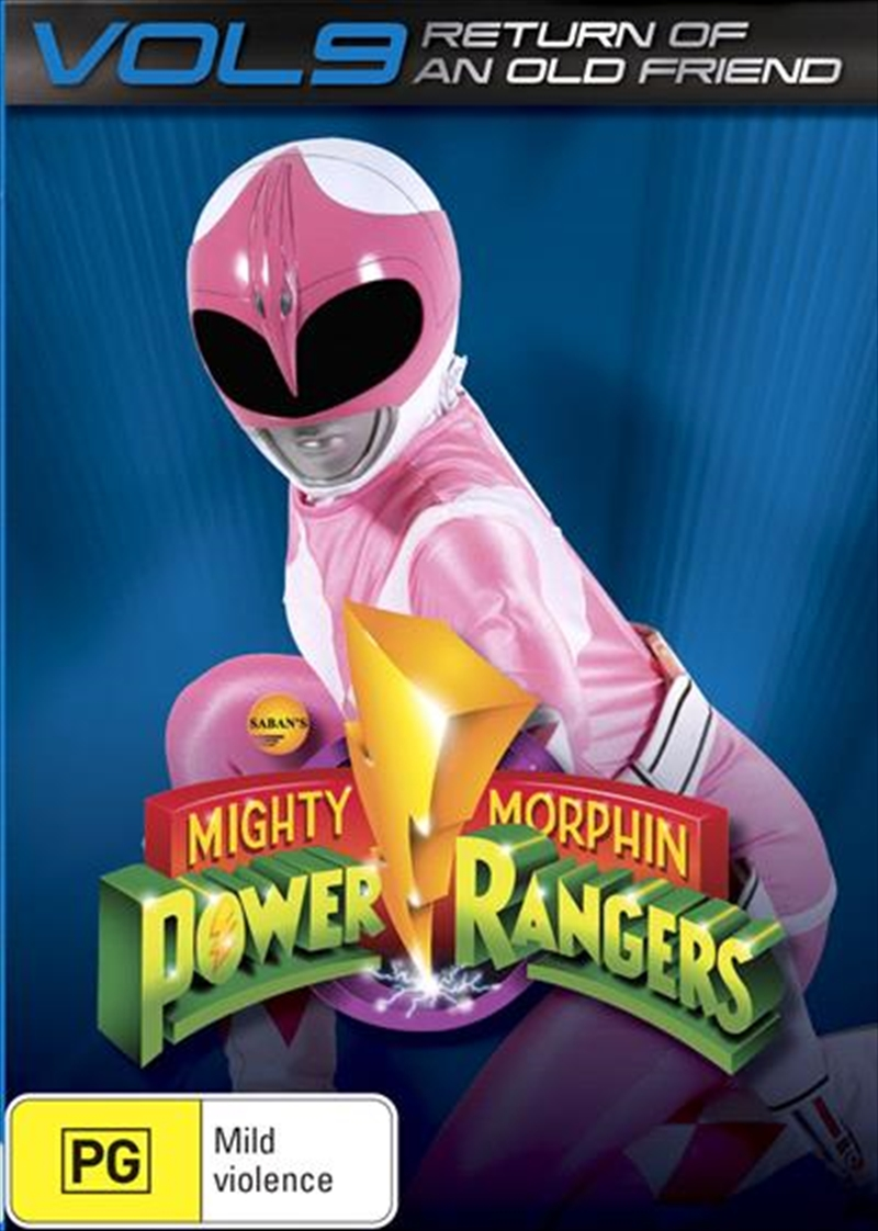 Mighty Morphin Power Rangers - Vol 9 | DVD