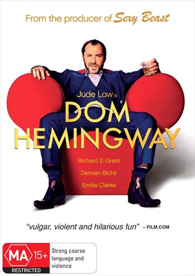 Dom Hemingway | DVD