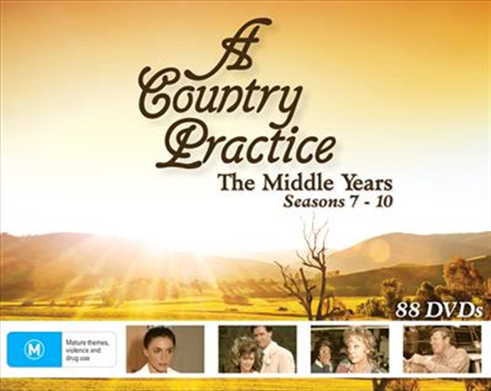 A Country Practice The Middle Years Series 7 10