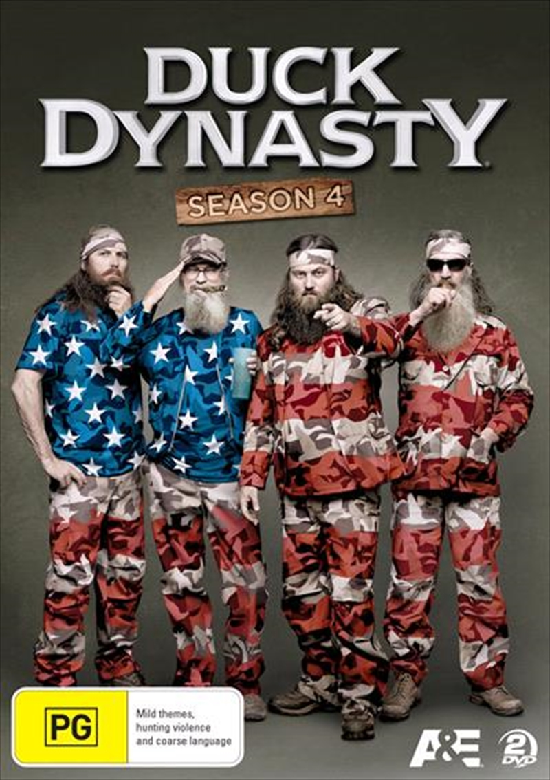 Duck Dynasty - Season 4 | DVD
