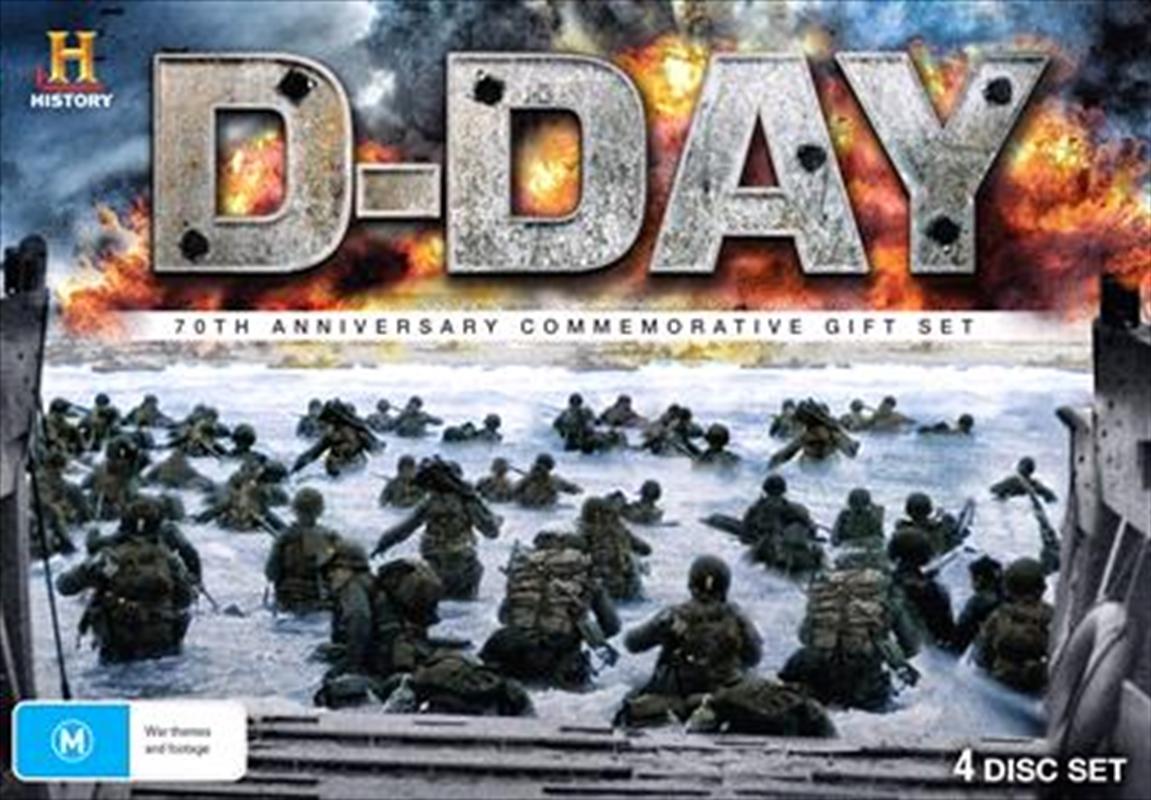 D-Day - 70th Anniversary Edition - Commemorative Edition   DVD
