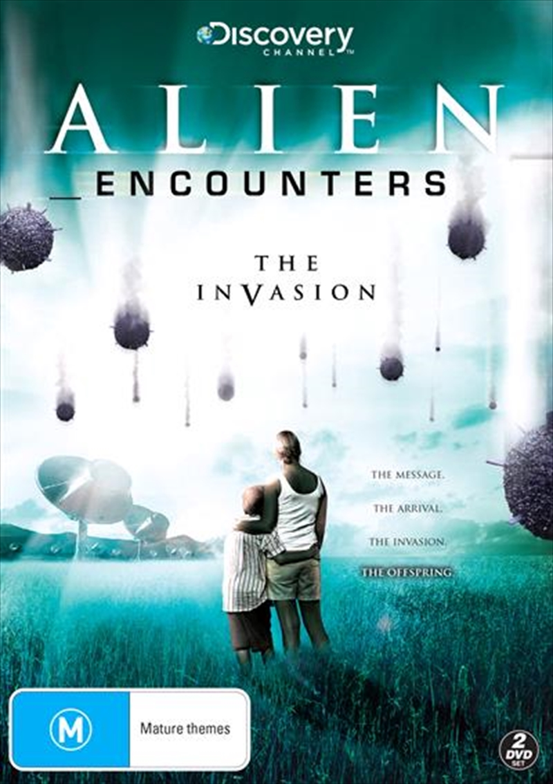 Alien Encounters - The Invasion | DVD