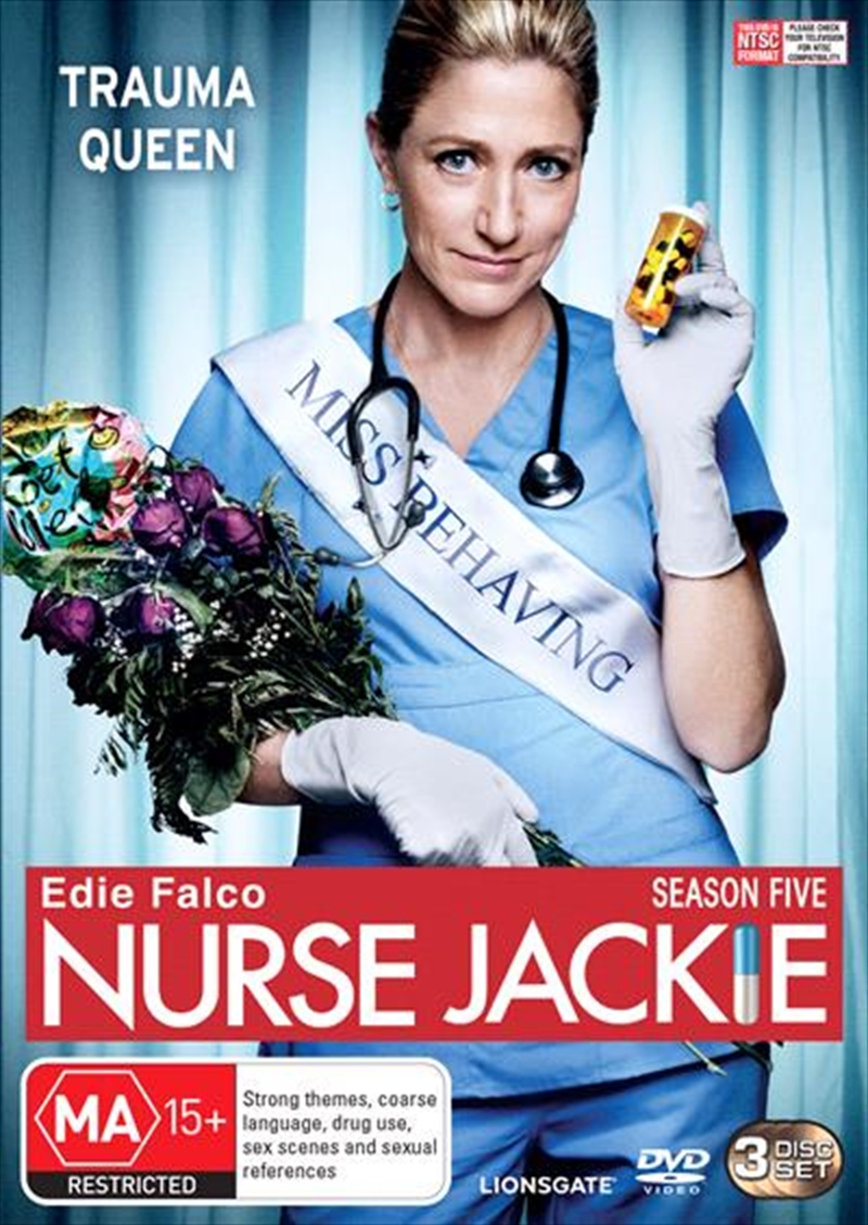 Nurse Jackie - Season 5 | DVD