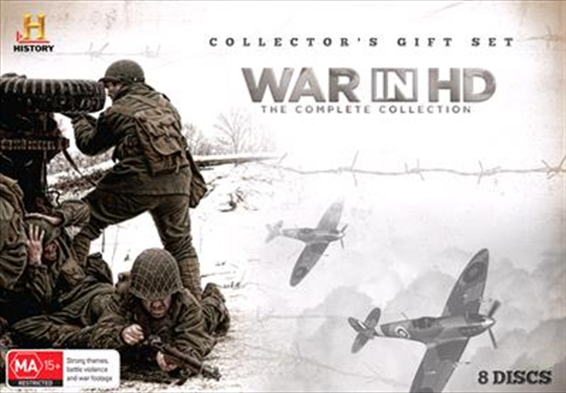 War In HD - Limited Collector's Gift Set | DVD