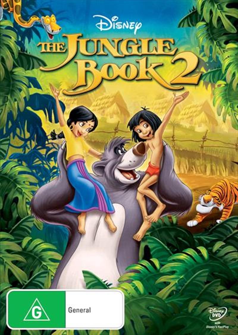 Jungle Book 2 | DVD