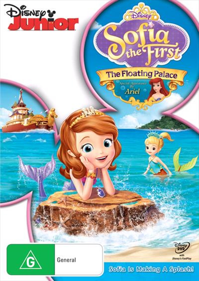 Sofia The First - The Floating Palace | DVD