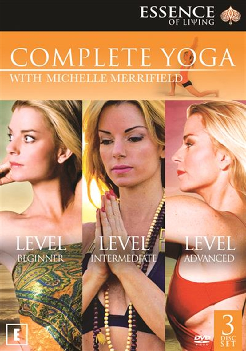 Michelle Merrifield Yoga Collection | DVD