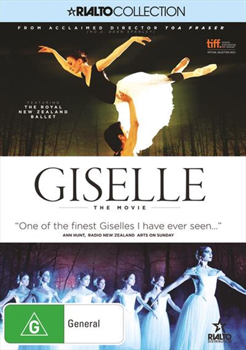 Giselle   DVD