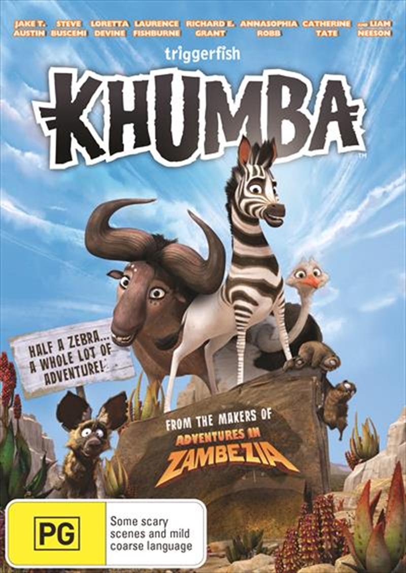Khumba | DVD
