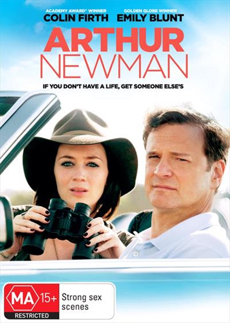 Arthur Newman | DVD