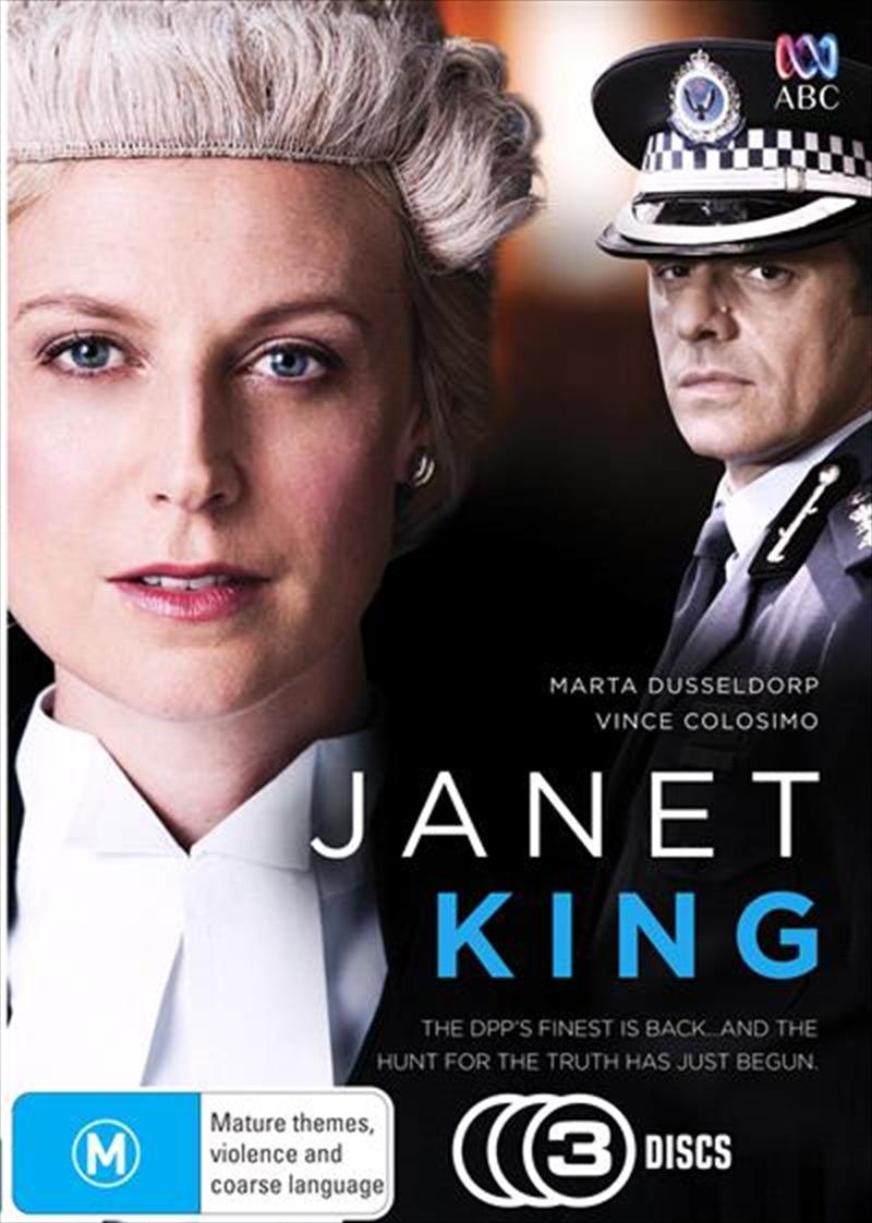 Janet King | DVD