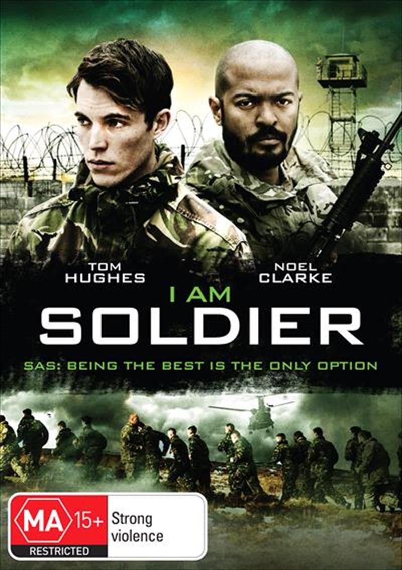 I Am Soldier | DVD