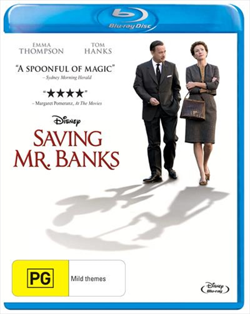 Saving Mr. Banks | Blu-ray