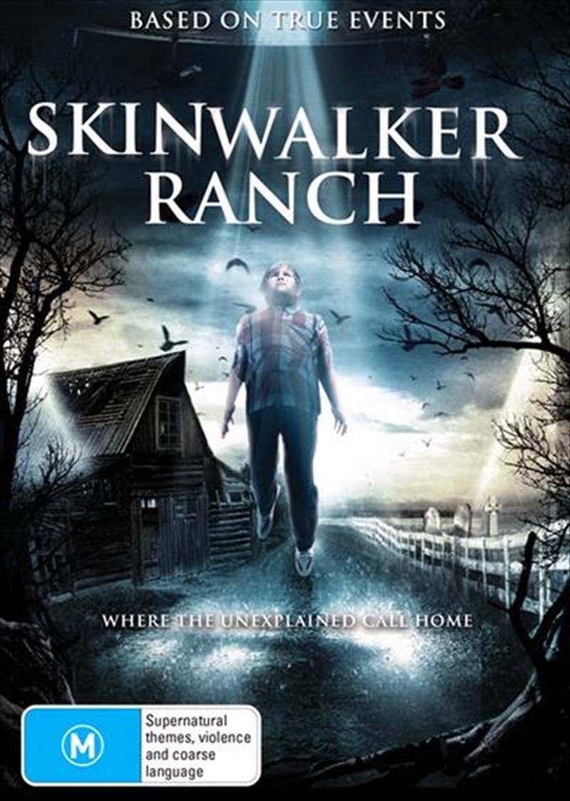 Buy Skinwalker Ranch On Dvd Sanity