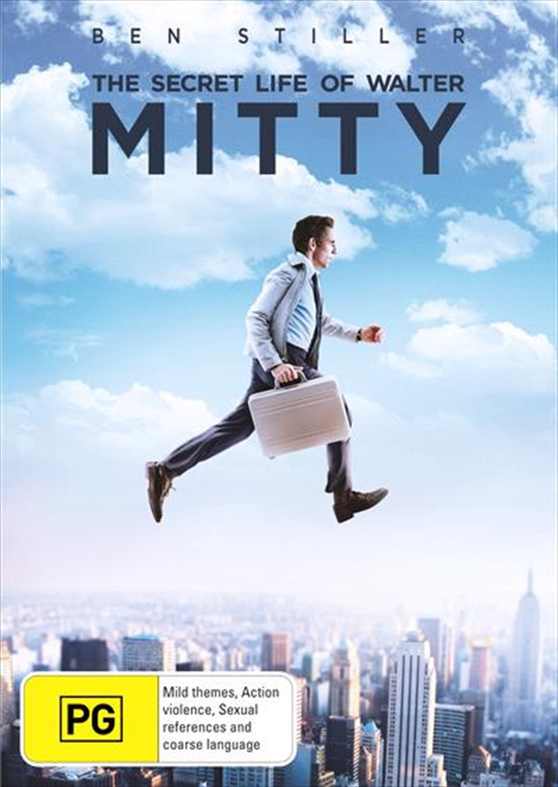 Secret Life Of Walter Mitty, The | DVD