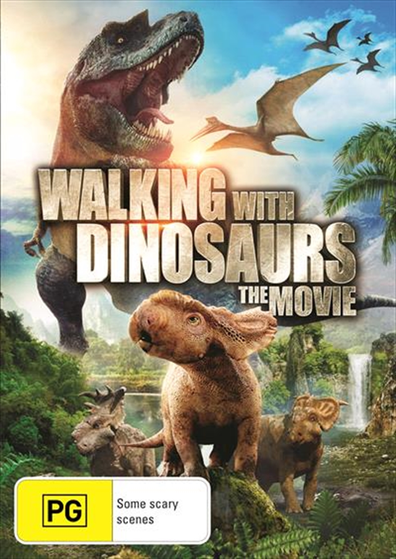 Walking With Dinosaurs | DVD